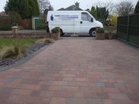 Driveway Cleaning York, Pressure Cleaning York.  image